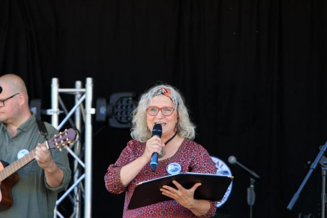 Paul Ström, Gitte Pålsson